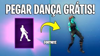 FORTNITE-HOW to ACQUIRE the NEW FREE DANCE (Boogie Down)