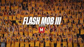 #14 Maryland vs. #5 Wisconsin - Student Flash Mob