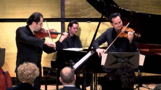 Janoska Ensemble performs Franz Liszt