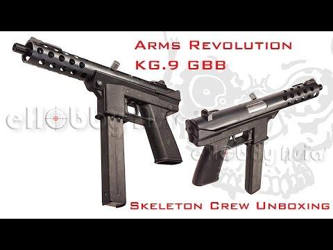 Vote No on : Tech-9, KG-9 Machine gun