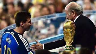 Lionel Messi: It's 'now or never' for Argentina to win a World Cup