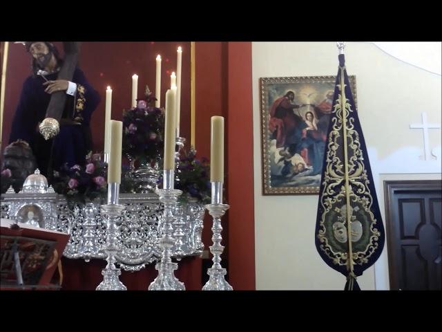 LA LINEA COFRADE. CRISTO REY, JESÚS DEL PERDÓN 2020