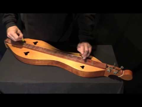 """DUNKIRKE"" Playford Tune on Dulcimer"