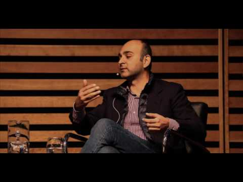 Exit West with Mohsin Hamid   Appel Salon   March 20th, 2017