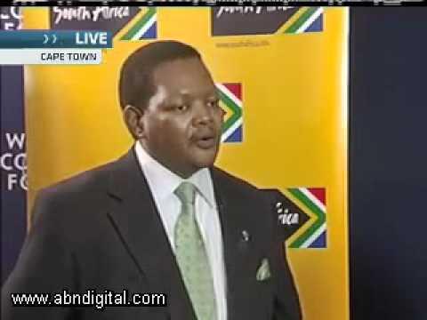 Mpho Makwana - Co-Chairman, World Economic Forum on Africa