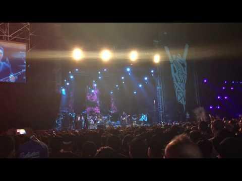 Butterfingers - Me Live at Rockaway Festival 19th Nov 2016
