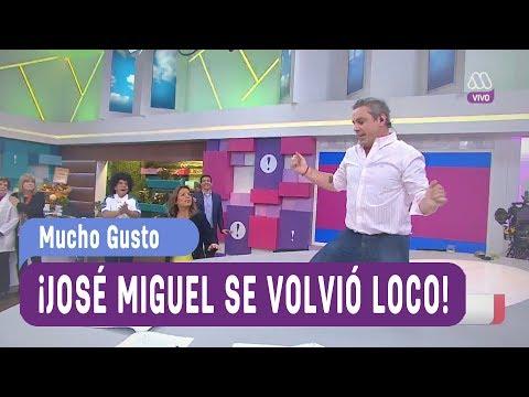 ¡José Miguel Viñuela se volvió loco! - Mucho Gusto 2017
