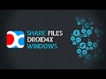 How to Share Files Between Windows and Droid4x