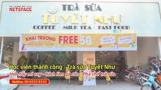 Dạy pha chế - Dạy nấu ăn - Thầy Y dạy bí quyết pha trà sữa - nấu mì cay - gà rán - thức ăn nhanh
