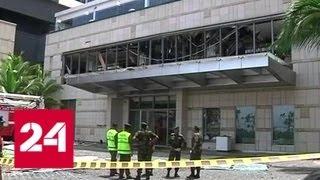 Смотреть видео На Шри-Ланке задержаны или уничтожены все предполагаемые организаторы терактов - Россия 24 онлайн