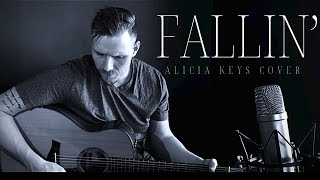 Fallin' (Alicia Keys Acoustic Cover) by Justin Wensley