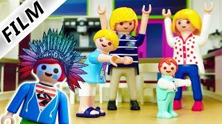 Playmobil Film deutsch | REGENTANZ - Julian wünscht sich Regen herbei | Kinderfilm Familie Vogel