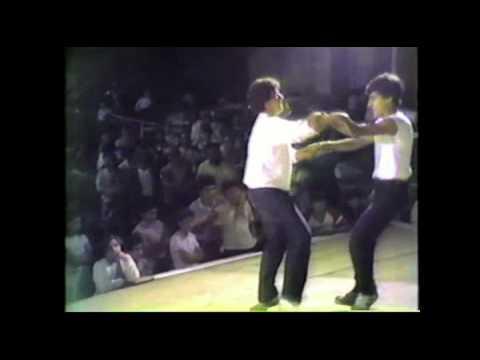 SAN ROBERTO 1984 - GARA DI TARANTELLA - RIPRESE G.BAMBARA MONTAGGIO VIDEO R. RANDAZZO
