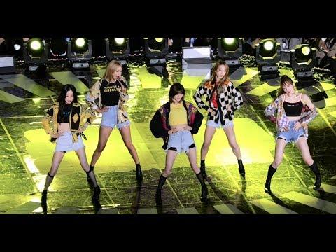 [20181014] EXID - Full Cam (덜덜덜 + 멘트 + 랜덤댄스 + 위아래)