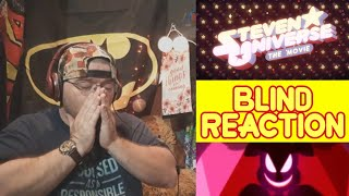 Steven Universe: The Movie(Blind Reaction)