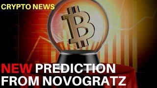 NEW Prediction from Novogratz + Bithumb, Ultrain, SFBW - Today's Crypto News