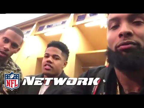 Beckham, Cruz, & Shepard Hilarious Interview with Deion Sanders! | NFL Network | Primetime