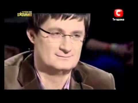 Sirk Fantaziya-Samir Abasov Kiev Украина мае талант 4.flv