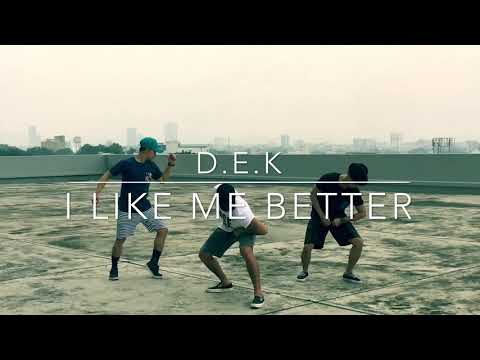 I Like Me Better by Lauv Dance Cover | D.E.K