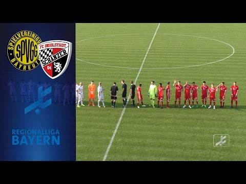 SpVgg Bayreuth – FC Ingolstadt 04 II (Regionalliga Bayern 2016/17, Spieltag 34)