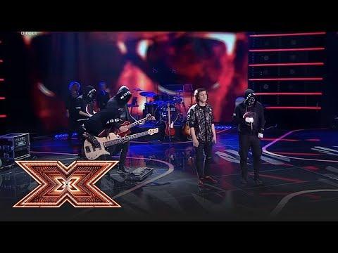 Finala X Factor 2018. Duet. Cristian Moldovan & Carla's Dreams -