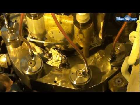 MAIN ENGINE UNIT OVERHAUL Part 1