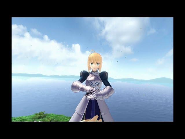 Fate Grand Order VR - Episode Saber [Complete]