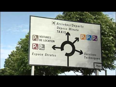 Présentation du Parking P2 Facilité à l'Aéroport de Lille