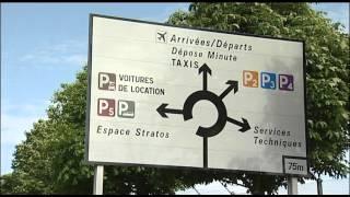 Pre?sentation du Parking P2 Facilite? a? l'Ae?roport de Lille