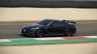 Project Cars 2 | Test drive | 2017 Nissan GT-R Nismo | Mugello