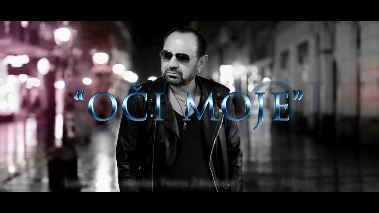Mile Kitic - Oci moje - (OFFICIAL VIDEO 2018)