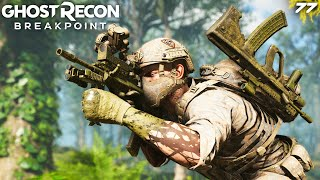 AUG ASSAULT AND A LOT OF RAGE!   Ghost Recon Breakpoint Free Roam - Part 77