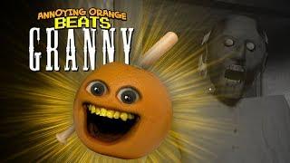 Annoying Orange Beats GRANNY