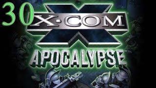 30.  Let's Play X Com Apocalypse - Speed Run