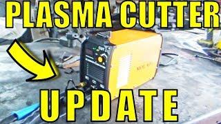 My $200 eBay Plasma Cutter Update