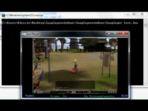 AviLib LUA Player HM 7 for PSP