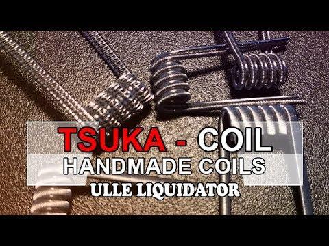 Coil selber wickeln- Draht herstellen- Die Tsuka Coil