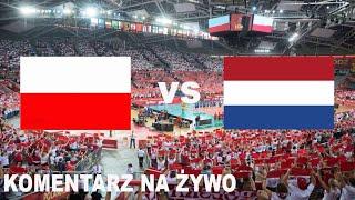 LIGA NARODÓW POLSKA - HOLANDIA NA ŻYWO #NAZYWO #LIVE #SIATKÓWKA #LIGANARODÓW #POLSKA #HOLANDIA
