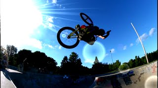 Allen Adams | Professional BMX Tricks