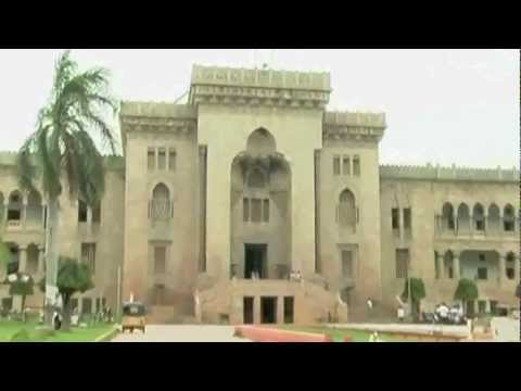 Osmania University: A green haven in Hyderabad