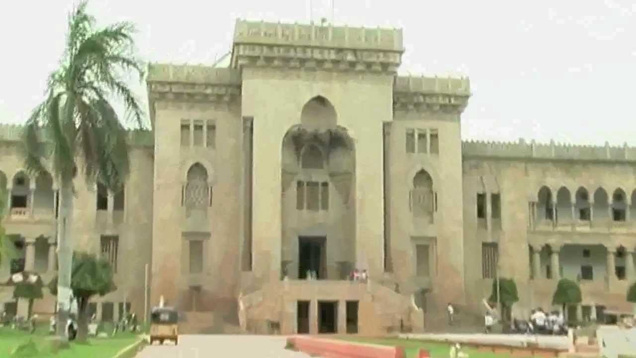 Osmania University: A green haven in Hyderabad - YouTube