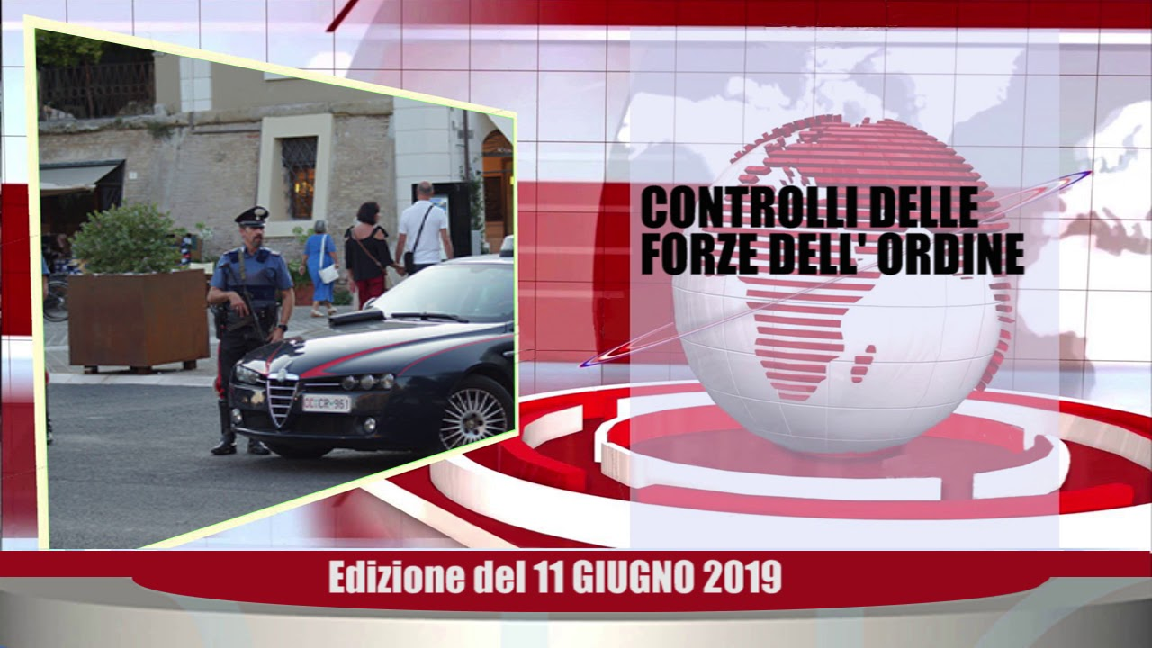 Velluto Notizie Web Tv Senigallia Ed 11 06 19