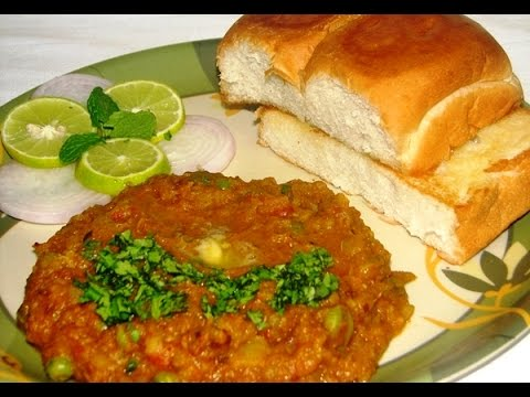 Pav bhaji recipe in hindi youtube pav bhaji recipe in hindi forumfinder Images