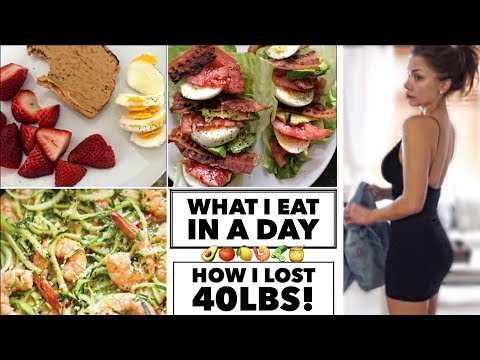 what-i-eat-in-a-day-to-lose-weight-|-healthy-low-carb-meals-|-taylor-bee
