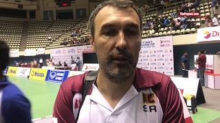 """""""We failed to achieve our target"""" - Dejan Vulicevic"""
