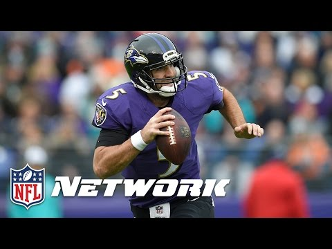 Are the Baltimore Ravens Super Bowl Sleepers? | NFL Now | Wrangler Comfort Zone