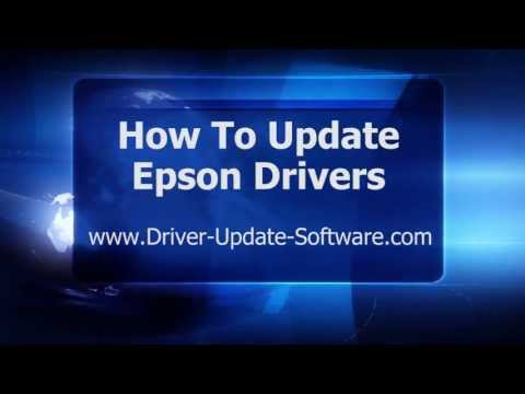 How To Download & Update Epson Drivers