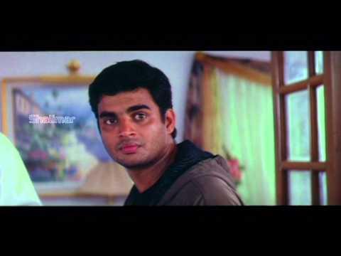 Cheli Movie | Madhavan Warning Abbas Scene