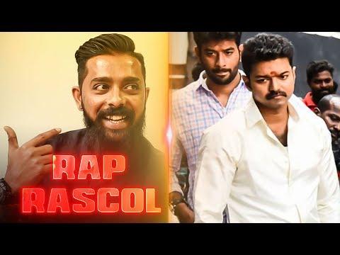 Mersal Maayon Singer Sri Rascol on Working with AR Rahman! | Vijay | AA8