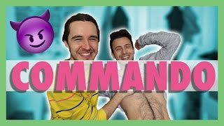 GOING COMMANDO?! | #AskTwoBeeps